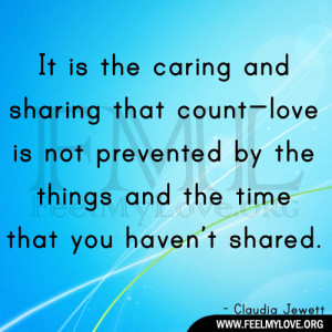 It-is-the-caring-and-sharing-that-count—love-is-not-prevented-by-the ...