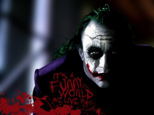 1280x960 batman quotes the joker typography blood splatter batman the ...