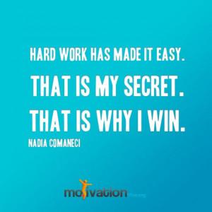 Hard work made it easy motivationblog_org #EasyPin