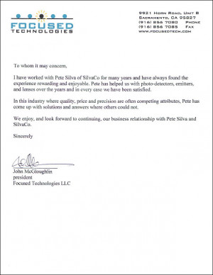 recommendation letter for sales rep