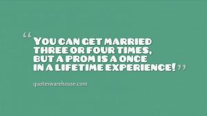 Prom Quotes Tumblr
