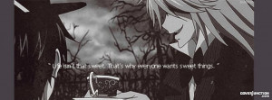 undertaker quote ( black butler )