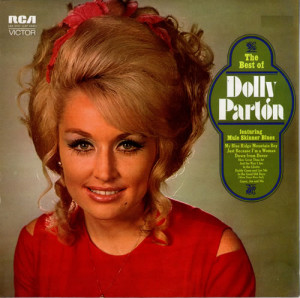 ... of themselves, but here's young Dolly Parton vs. young Loni Anderson
