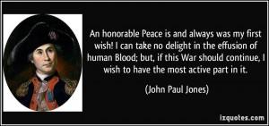 More John Paul Jones Quotes