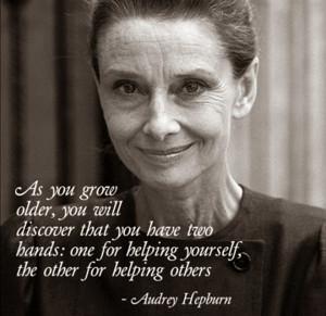 Happy Birthday :: Audrey Hepburn...