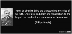 Never Afraid Life Quotes