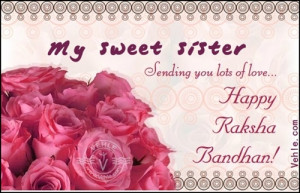 Latest Rakshabandhan Messages, Wishes And Wallpapers