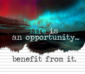 Smart, quotes, sayings, life, opportunity
