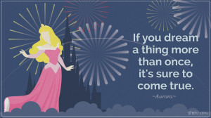 Inspirational quotes from your favorite Disney princesses