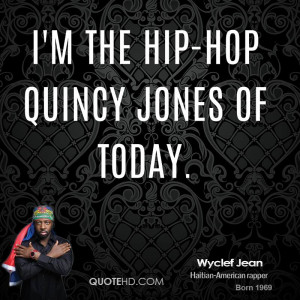 the hip-hop Quincy Jones of today.
