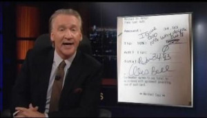 Watch: Bill Maher Blasts Selfish Christian Hypocrites Who Don't Tip ...