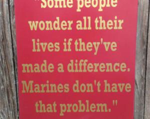 marine corps usmc ronald reagan quote wood sign 12 x 15 united states ...