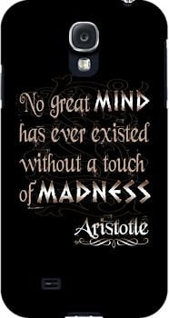 touch of madness, spartan, aristotle, greek, greece, hellas, quotes ...