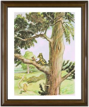 Classic Winnie the Pooh, Tigger , Eeyore , Pooh Bear , Pooh Kids Art ...