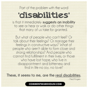 Disability Quotes - Disability Quotes Pictures