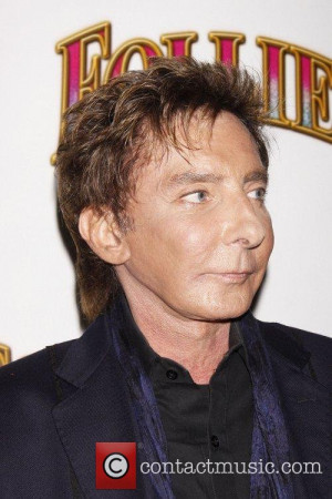 Barry Manilow Took Several...