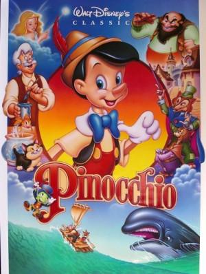 Pinocchio Pinocchio Movie Poster