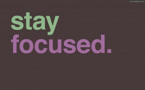 Desktop Wallpaper,Quote,minimal,stay,focused,stayfocused,HD Wallpapers ...