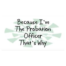 Probation Officer Posters