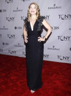 Victoria Clark Tony Award