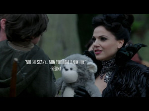 Once Upon A Time Quote S3:13 Witch Hunt