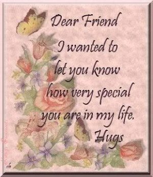 Friendship For my dear friend Shirin