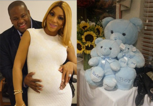 Tamar Braxton and Vincent Herbert's son has finally made his first ...