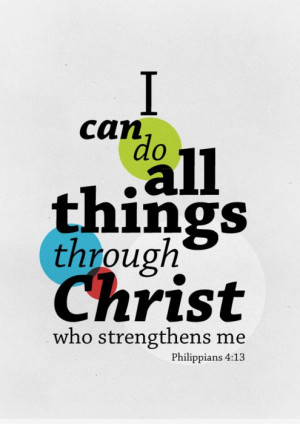 Yes I can...