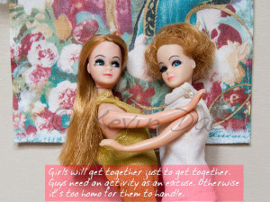 Kevin Dao 2012 Megan McCafferty Quote Dawn Dolls Postcard 4x6 ...