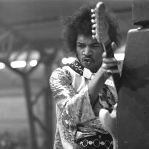 Famous rock stars comment on Jimi Hendrix.