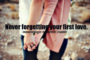 tagged as first love her him love love quotes memories quotes quotes ...