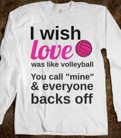 Volleyball! They seriously need a volleyball emoji...