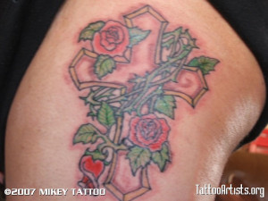 Tribal Thorns Tattoo Artistsorg Picture