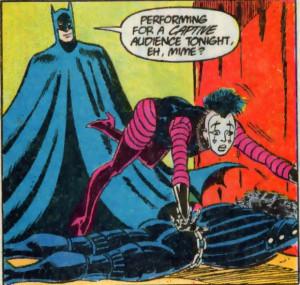 Batman Comic Quotes Batman #412, page 20
