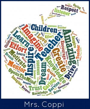 Inspiring Teacher Quotes It for each teacher.