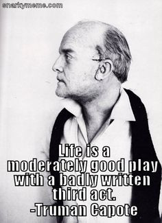 Truman Capote memes and quotes