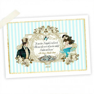 Tea Time | Jane Austen quote