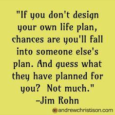 Jim Rohn! The man who changed my attitude towards life! I wish someone ...