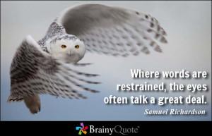 Talk Quotes