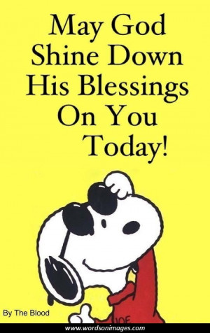 Snoopy Sayings and Quotes About Life