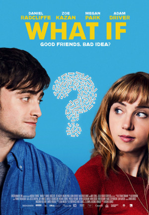 Daniel Radcliffe 'What If' Poster Film Starring Daniel Radcliffe (Fb ...