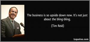 More Tim Reid Quotes