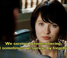 emily browning, girl, quote, text, the uninvited, truth