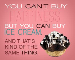 Oh, man. Designing that ice cream poster made me CRAVE ice cream! I'm ...
