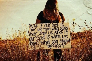 god is with us quotes