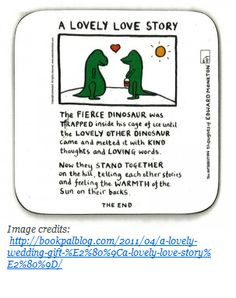 Romantic Wedding Readings from Childrens Books | Confetti Daydreams. A ...
