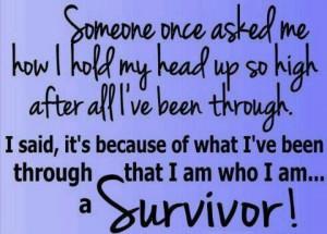 will Survive