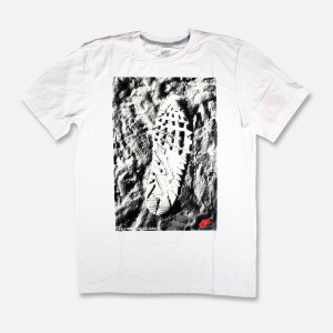 NIKE MOON WALKING TEE (WHITE)