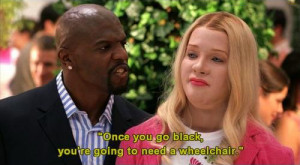 Home Funny Pictures Funny Quote From White Chicks