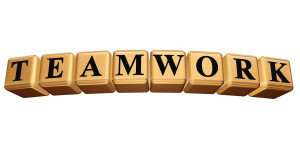 ... way the event will result in success teamwork is the word of the day